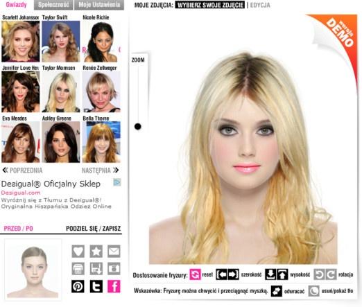 Programy I Aplikacje Do Wyboru Fryzury I Makijażu 3 Strona