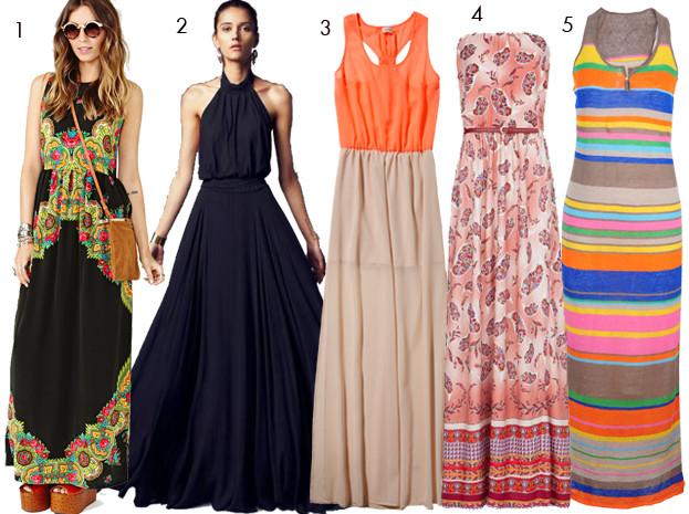 6f25203ada Kupujemy  długą sukienkę