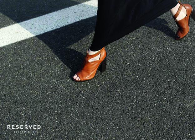 Kolekcja butów Reserved wiosna-lato 2014