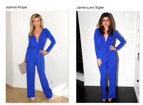 Kto lepiej: Joanna Krupa czy Jamie-Lynn Sigler