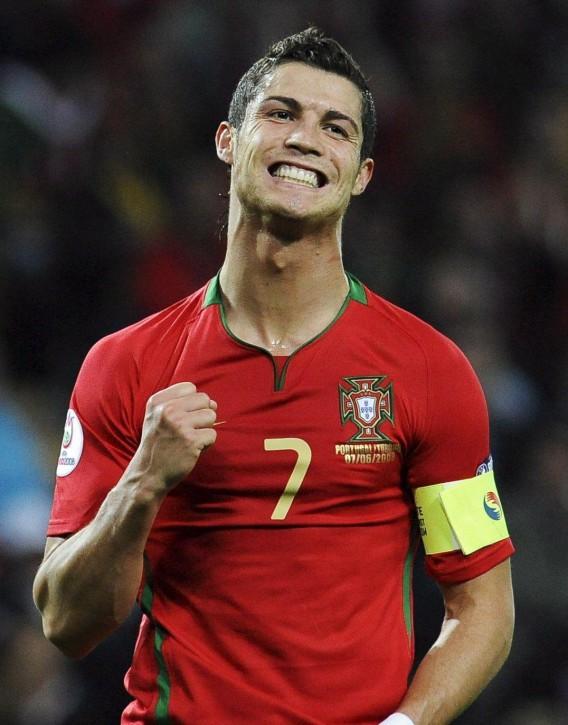 Top 100 najprzystojniejsi faceci: Cristiano Ronaldo