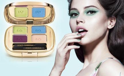 Zamienniki kosmetyczne: paleta cieni Dolce & Gabbana Bouquet