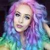 Nowy trend w koloryzacji. Włosy w kolorach tęczy