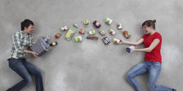Ile jedzenia wyrzucić po Świętach i Sylwestrze