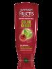 Odżywka wzmacniająca z serii Color Resist, Garnier Fructis, 11 zł – bardzo lekka, z olejkiem z winogron