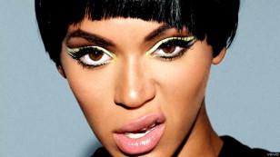 Makijaż: w stylu Beyonce