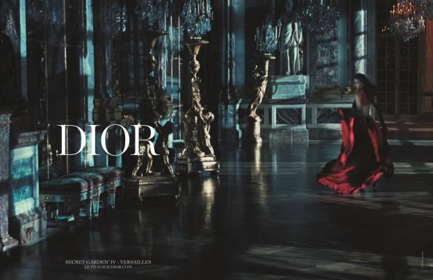Rihanna nową twarzą Diora