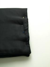 DIY: kopertówka z łańcuszkiem