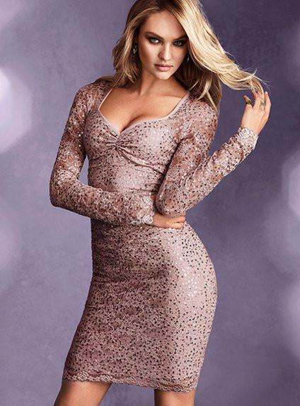 Seksowna sukienka Victoria s Secret
