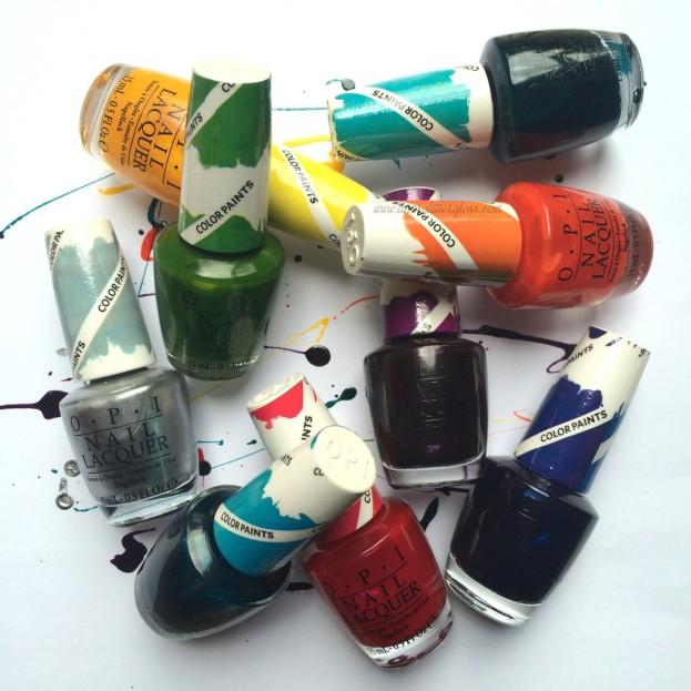 Color Paints od OPI