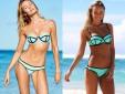 Od lewej propozycje Victoria's Secret i Triangl