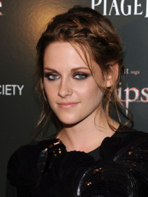 Makijaż: Kristen Stewart