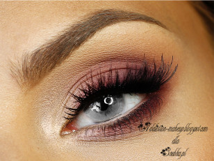 Oczy szare