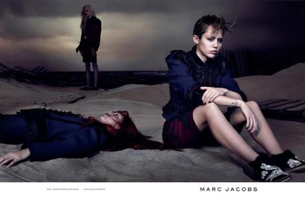 Marc Jacobs wiosna-lato 2014. Kampania z Miley Cyrus