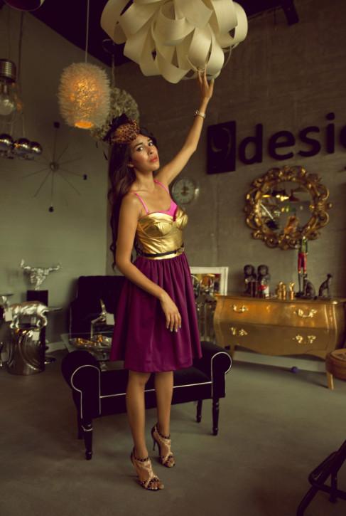 Polska moda: Miss Spark