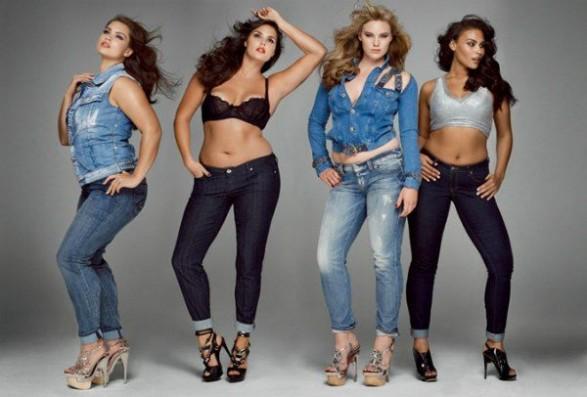Moda to zabawa, również dla rozmiaru XXL. Obalamy mity