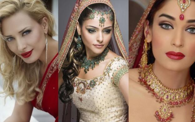 Makijaż Orientalny Niezbędny Zestaw Kosmetyczny Snobka