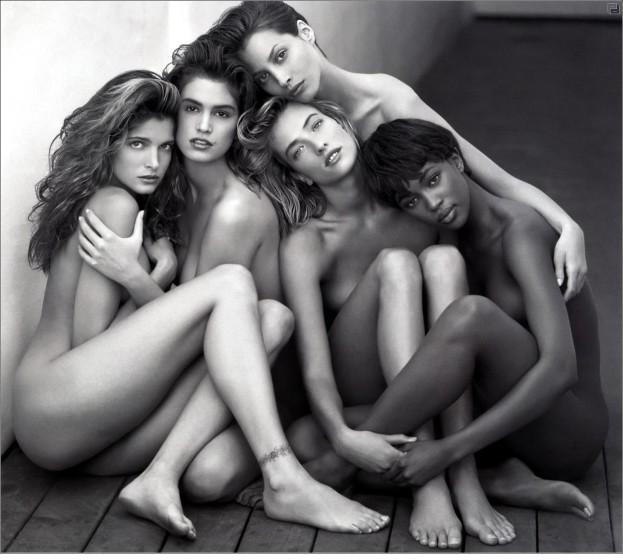 Supermodelki lat dziewięćdziesiątych