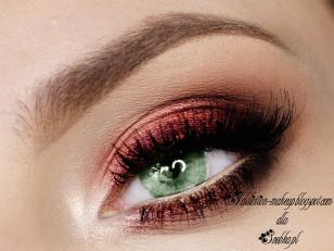 Oczy zielone