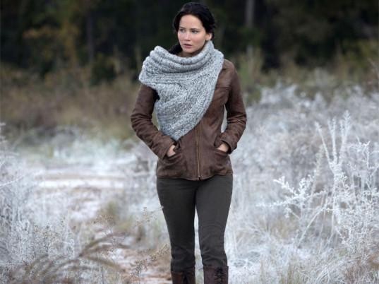 Szalik Katniss - nowy trend w akcesoriach
