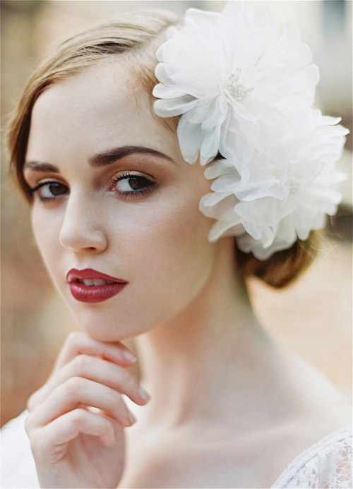 Krok Po Kroku Makijaż ślubny Dla Blondynek Snobka