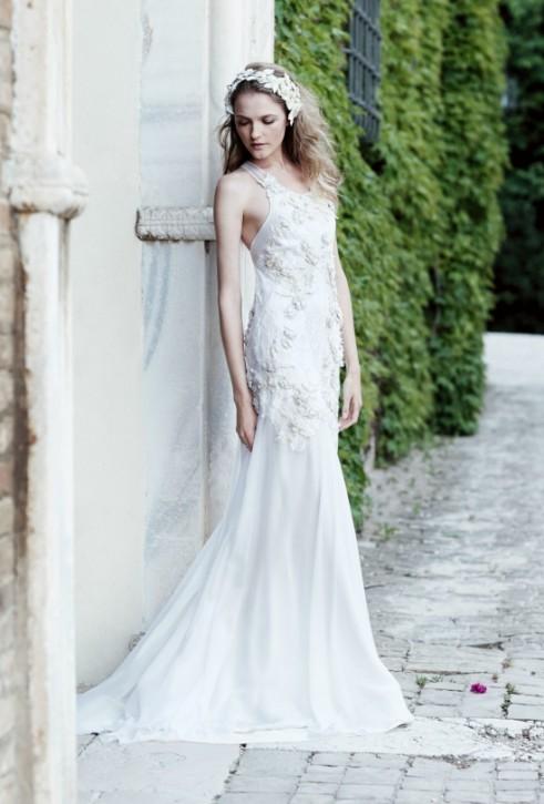 Alberta Ferretti, kolekcja ślubna Forever 2016