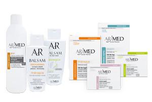 Domowe SPA - Kosmetyki lecznicze ARMED