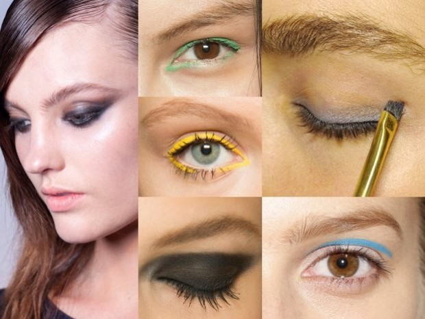 Gorące trendy: makijaż na lato