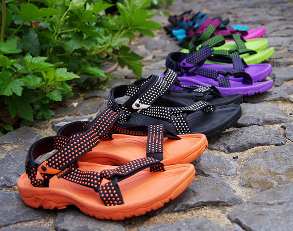 Sandały Teva – piękne w swojej brzydocie?