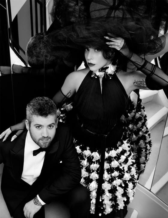 Brandon Maxwell, osobisty stylista Lady Gagi, wychodzi z cienia celebrytki i rozwija własną działalność