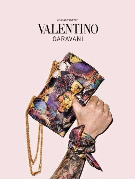 Terry Richardson dla Valentino, jesień 2014