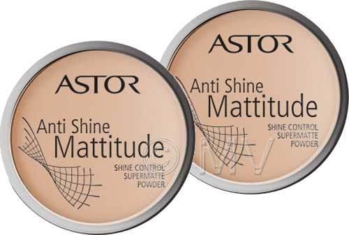 Astor, Mattitude Anti Shine