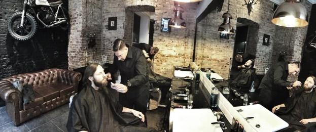 Wizyta w Barberian Academy & Barber Shop, od 80 zł