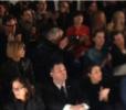 Anna Wintour na pokazie kolekcji Valentino